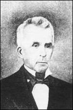 WILSON SHANNON. Territorial governor '55-'56. - shannonw